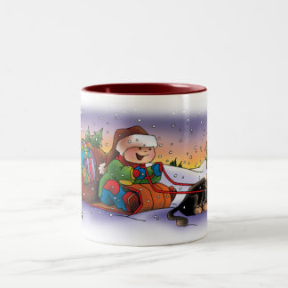 Sevigny_Cute Xmas Mug_Full Two-Tone Coffee Mug