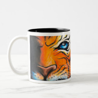 Sevigny_Mug_Tasse_Tiger_full Two-Tone Coffee Mug