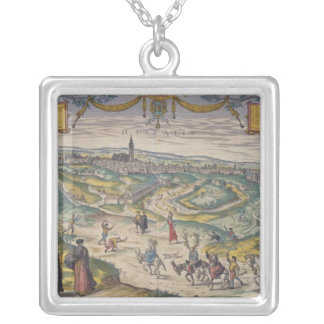 Sevilla Silver Plated Necklace