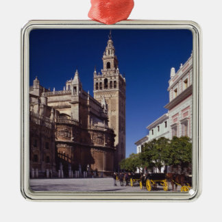 Sevilla, Spain | La Giralda Christmas Ornament