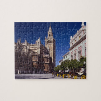 Sevilla, Spain | La Giralda Jigsaw Puzzle