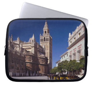 Sevilla, Spain | La Giralda Laptop Sleeve