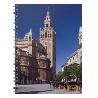 Sevilla, Spain | La Giralda Notebooks