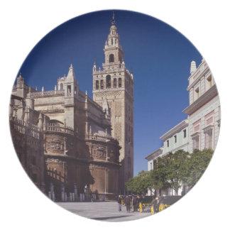 Sevilla, Spain | La Giralda Plate
