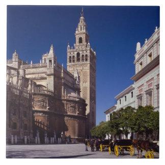 Sevilla, Spain | La Giralda Tile
