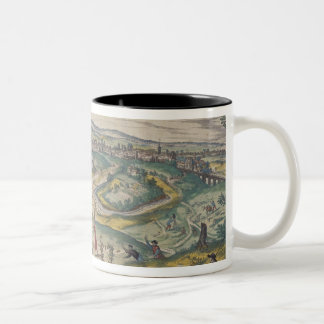 Sevilla Two-Tone Coffee Mug
