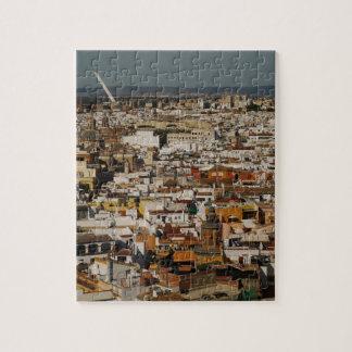 Seville Cityscape Puzzle