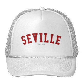 Seville Mesh Hat
