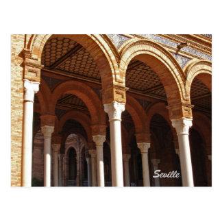 Seville Postcards