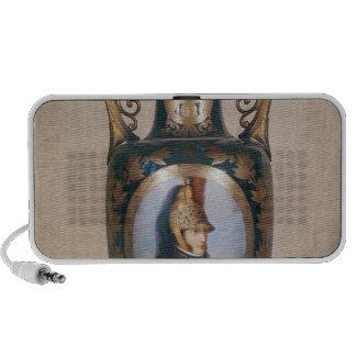 Sevres vase depicting Louis Bonaparte Laptop Speaker