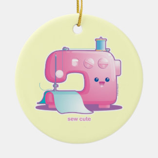 Sew Cute Christmas Ornament