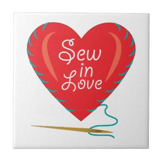 Sew In Love Tile