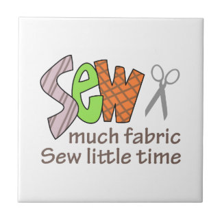 SEW MUCH FABRIC SMALL SQUARE TILE