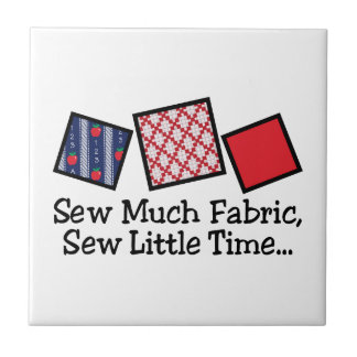 Sew Much Fabric Tile