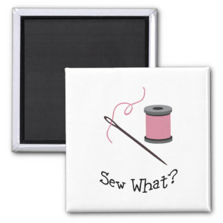 Sew What Refrigerator Magnets
