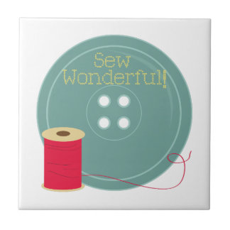 Sew Wonderful Tile