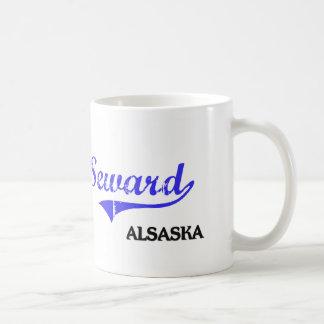 Seward Alaska City Classic Coffee Mugs