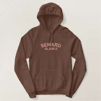 Seward Alaska Embroidered Shirt