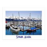 Seward, Alaska, U.S.A. Post Card