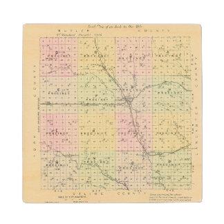 Seward County, Nebraska Wood Coaster