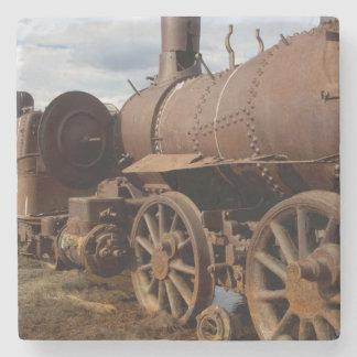 Seward Peninsula, Alaska, Train to Nowhere Stone Coaster