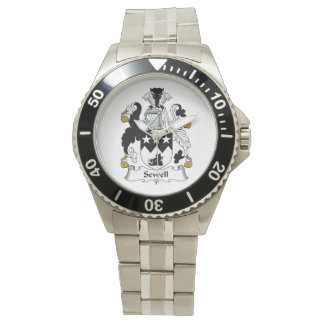 Sewell Family Crest Watches