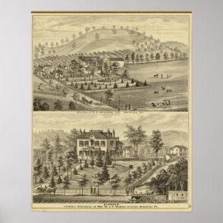 Sewickley Pennsylvania Print