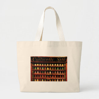 Sewing - Corticelli Silk Tote Bags