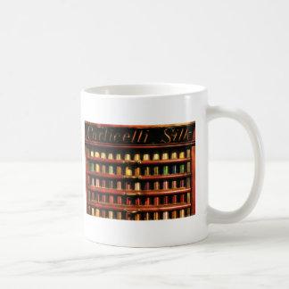 Sewing - Corticelli Silk Classic White Coffee Mug