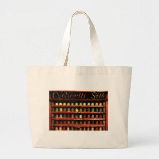 Sewing - Corticelli Silk Jumbo Tote Bag