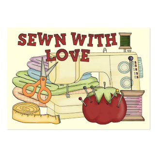 Sewing / Crafter Card Business Card Templates