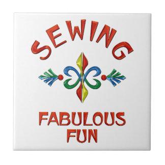 Sewing Fabulous Fun Tiles