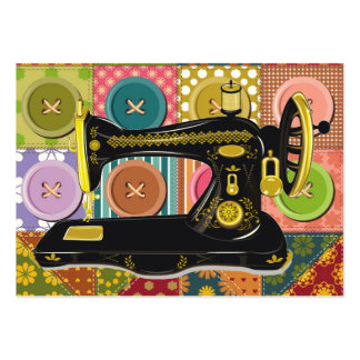 Sewing - HANDMADE By Business Cards