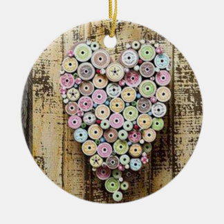 SEWING IS MY LOVE-ORNAMENT CHRISTMAS ORNAMENT