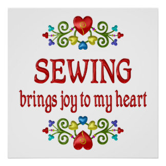 Sewing Joy Print