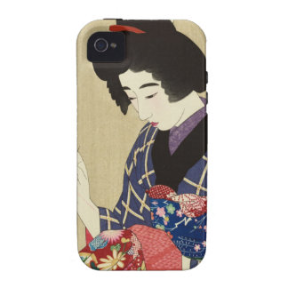 Sewing Kimono Phone Case Case-Mate iPhone 4 Covers