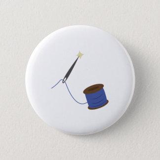 Sewing Kit 6 Cm Round Badge