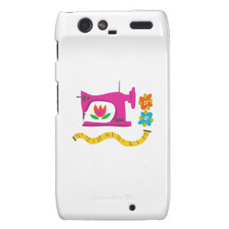 SEWING MACHINE DROID RAZR COVERS