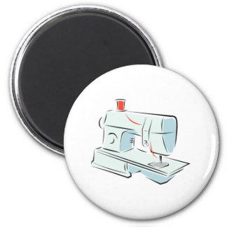 Sewing Machine Refrigerator Magnet