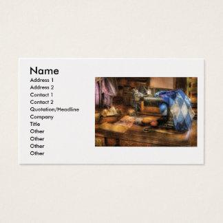 Sewing Machine  - Sewing Machine III Business Card