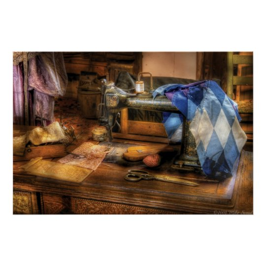 Sewing Machine  - Sewing Machine III Poster