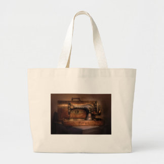 Sewing Machine  - Singer Jumbo Tote Bag