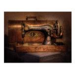 Sewing Machine  - Singer Post Card