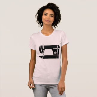 Sewing Machine Womens T-Shirt