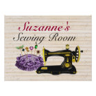 Sewing Room Poster - SRF