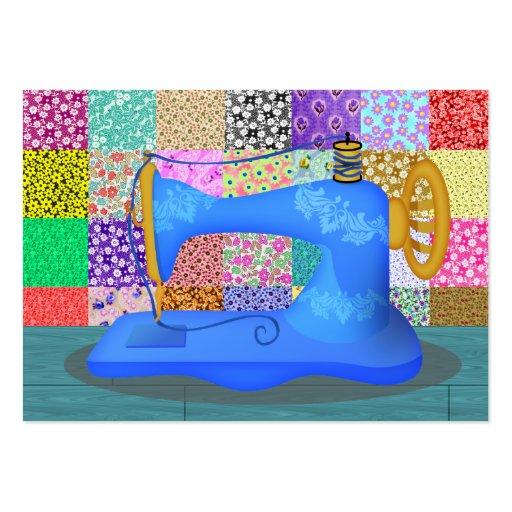 Sewing / Seamstress / Fashion - SRF Business Cards