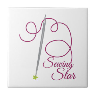Sewing Star Tile
