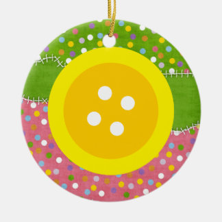 Sewing Tag / Ornament - SRF