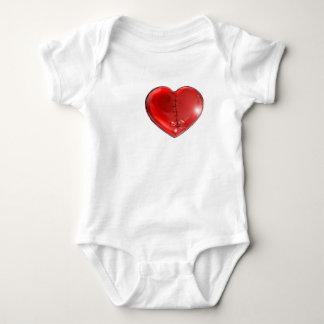 Sewn Heart Creeper