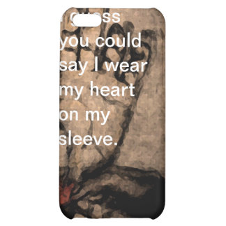 sewn case for iPhone 5C